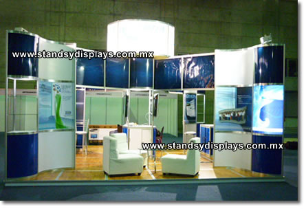 stands modulares mexico